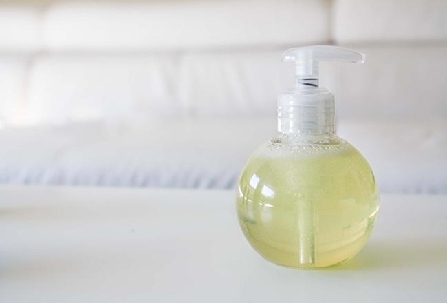 Comment fabriquer du savon liquide ?